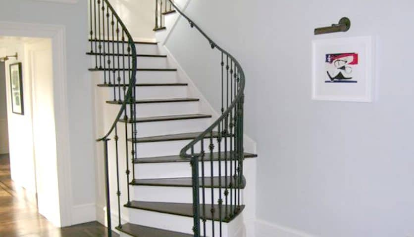 interior stairs in our architecture firm homes