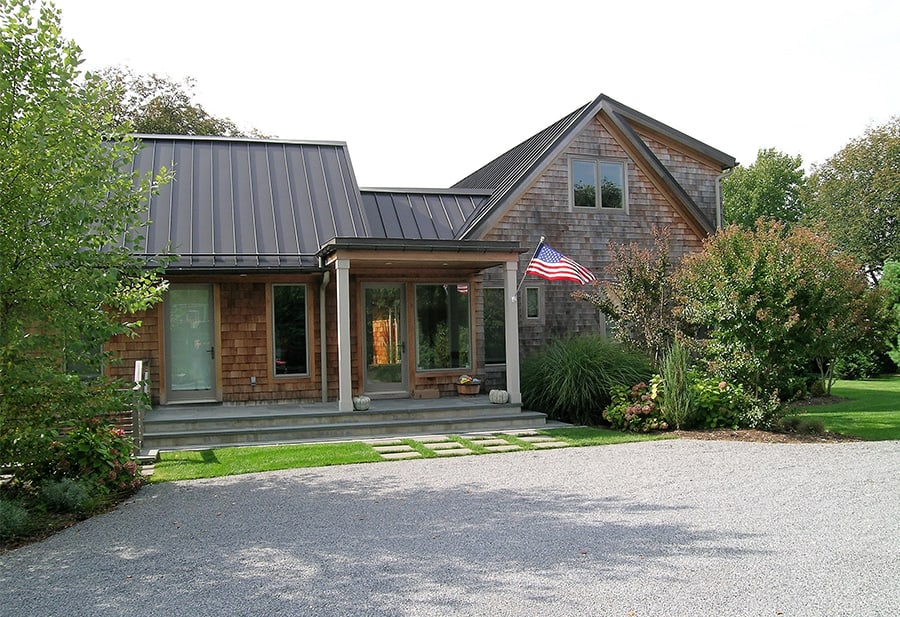 front house architect